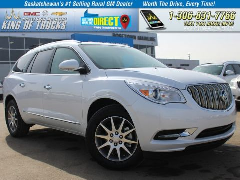 New Buick Enclave Leather