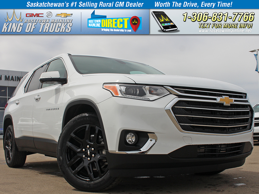 New 2018 Chevrolet Traverse LT True North