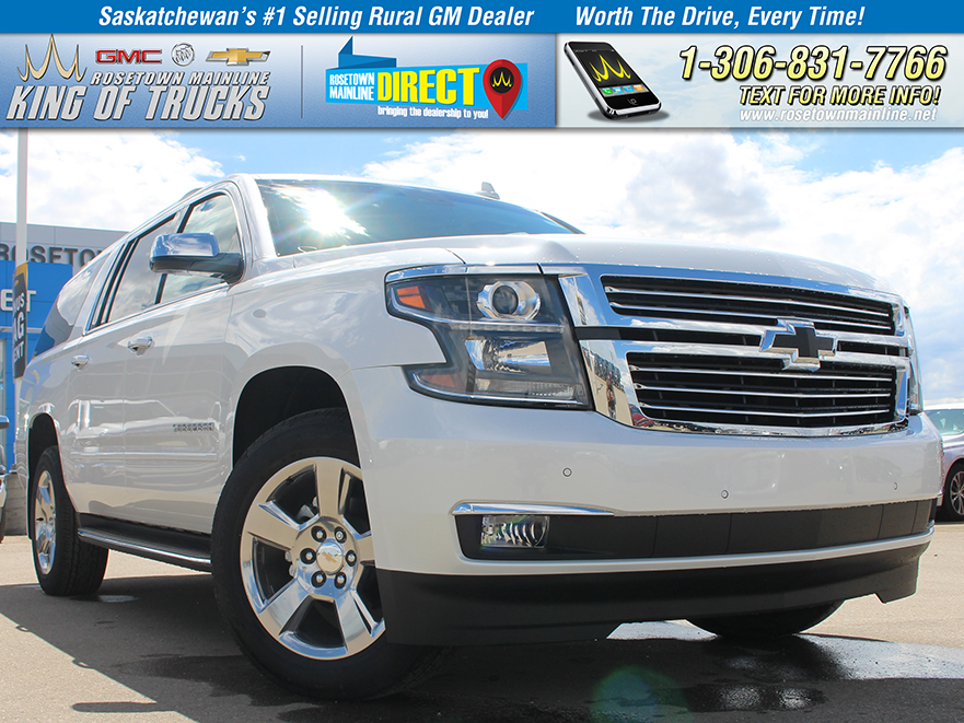 New 2018 Chevrolet Suburban Premier Leather | Nav | Blu-ray