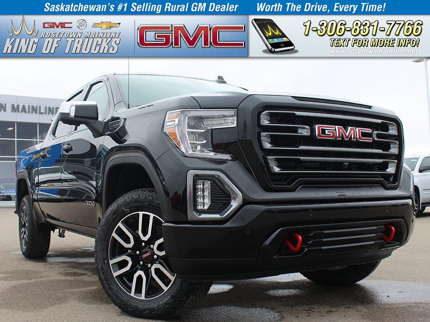 "New 2019 GMC Sierra 1500 2WD Crew Cab 147"" Elevation"