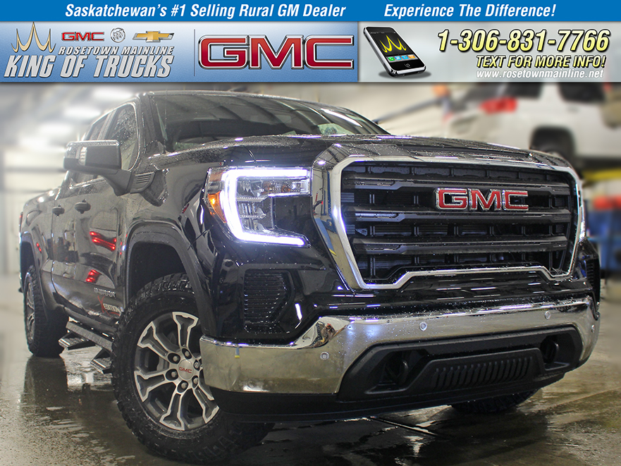 New 2019 GMC Sierra 1500 X-Edition