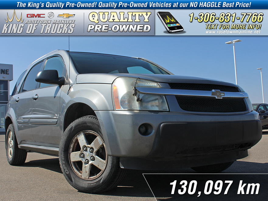 Pre-Owned 2005 Chevrolet Equinox LT Leather | Heated Seats