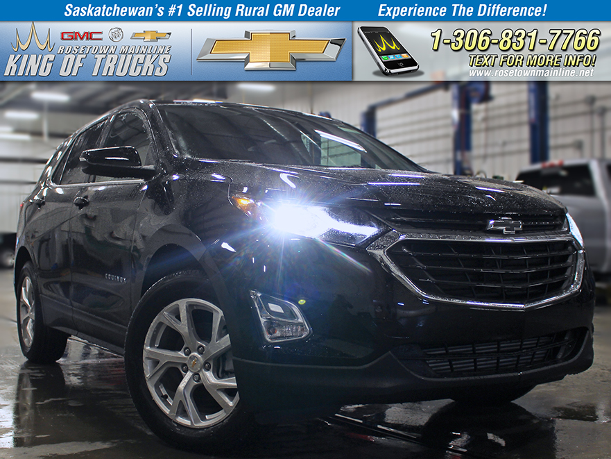 New 2019 Chevrolet Equinox LT 1LT
