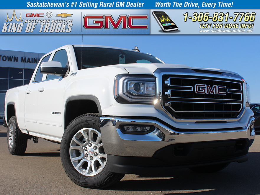 New 2019 GMC Sierra 1500 2WD Double Cab 147""
