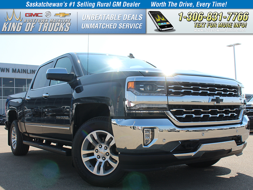 New 2018 Chevrolet Silverado 1500 LTZ Undercoat | Paint Protection | Interior Protection