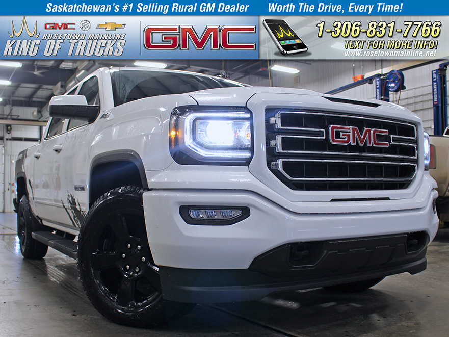 New 2018 GMC Sierra 1500 SLE King's Kustom Edition