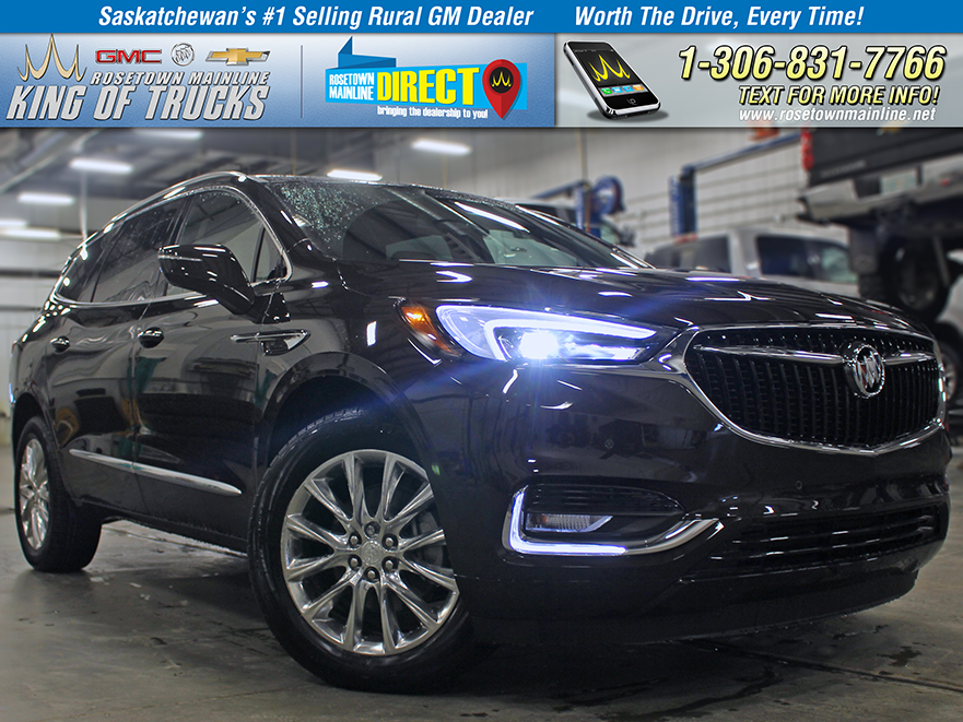 New 2018 Buick Enclave Premium With Navigation & AWD