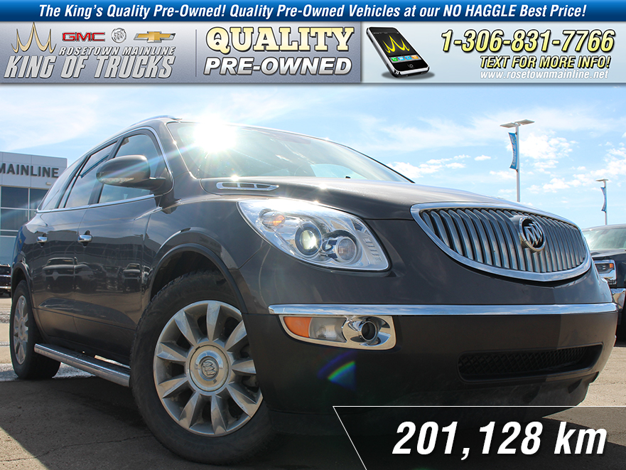 Pre-Owned 2011 Buick Enclave CXL Leather | Sunroof