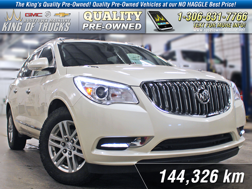 Pre-Owned 2013 Buick Enclave Convenience 3.6L | Remote Start
