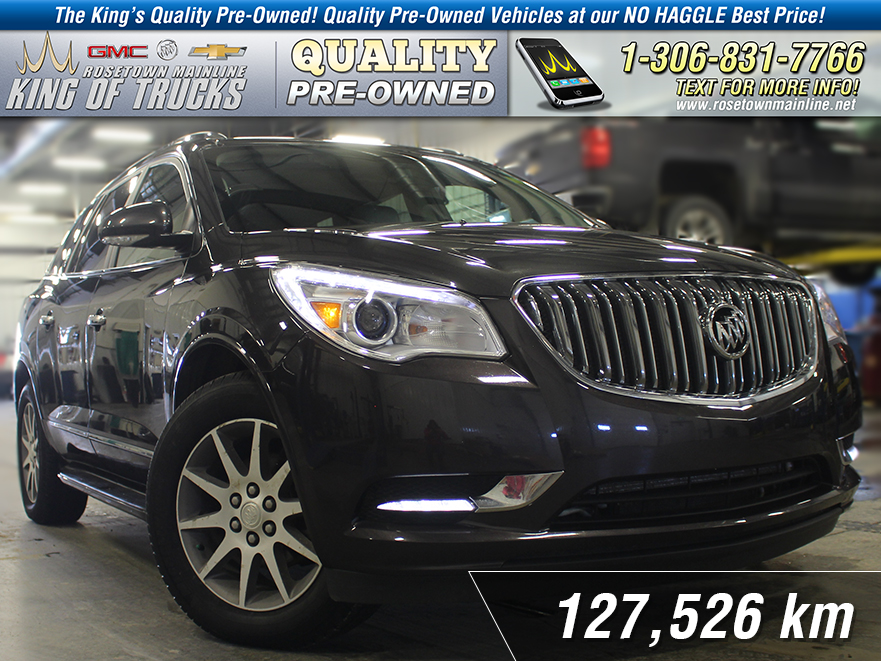 Pre-Owned 2015 Buick Enclave Leather One Owner | Leather | Nav