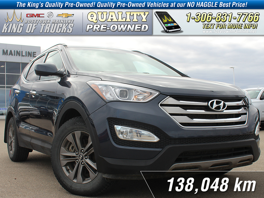 Pre-Owned 2013 Hyundai Santa Fe 2013 Hyundai Santa Fe Sport Local | Heated Seats