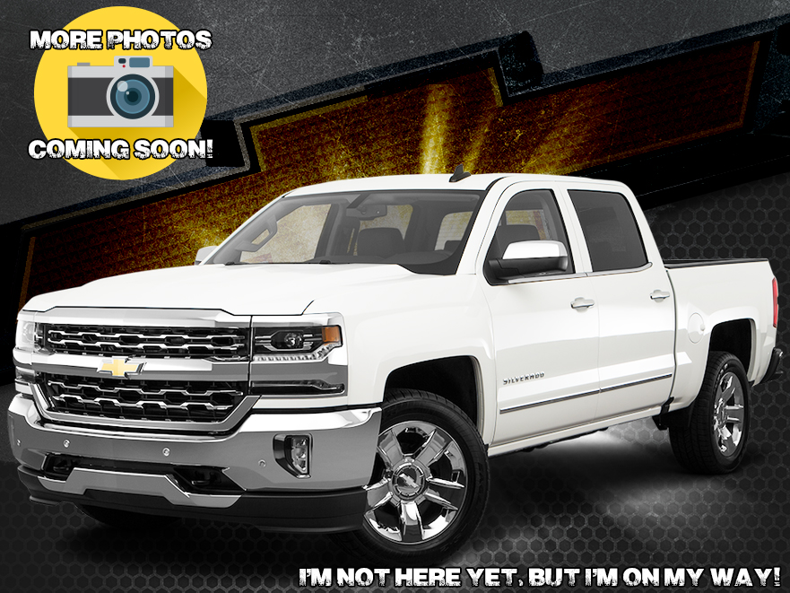 New 2018 Chevrolet Silverado 1500 2LT Leather Bench COMING SOON!