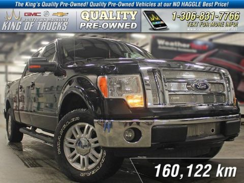 Pre-Owned 2010 Ford F-150 Lariat Local | Leather | Sunroof