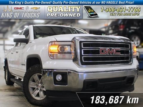 Pre-Owned 2015 GMC Sierra 1500 SLE Local | One Owner