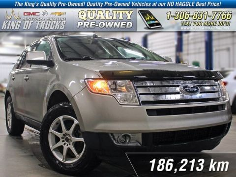Pre-Owned 2008 Ford Edge Limited Local | Leather | Sunroof