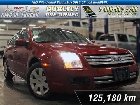 Pre-Owned 2007 Ford Fusion SE SOLD ON CONSIGNMENT AS IS