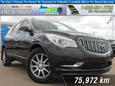 Pre-Owned 2016 Buick Enclave Leather Local | One Owner | Sunroof