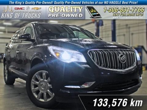 Pre-Owned 2015 Buick Enclave Premium Leather | Sunroof | Nav